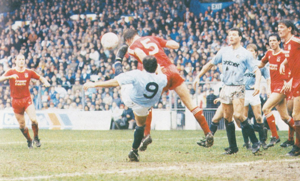 liverpool fa cup 1987 to 88 action 9