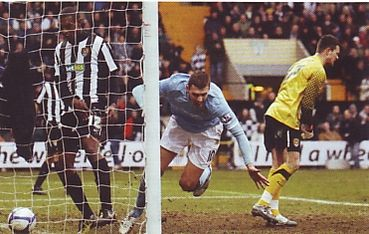 notts county away 2010 to 11 dzeko goal3