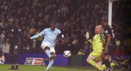 aston villa fa cup 2010 to 11  toure goal