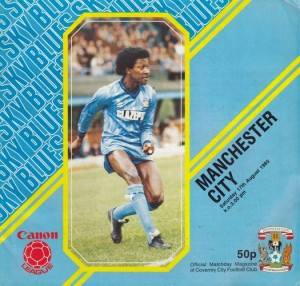 coventry away 1985 to 86 prog