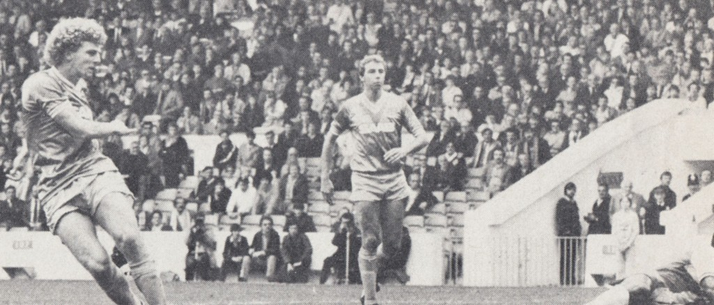 coventry home 1982 to 83 action caton goal4