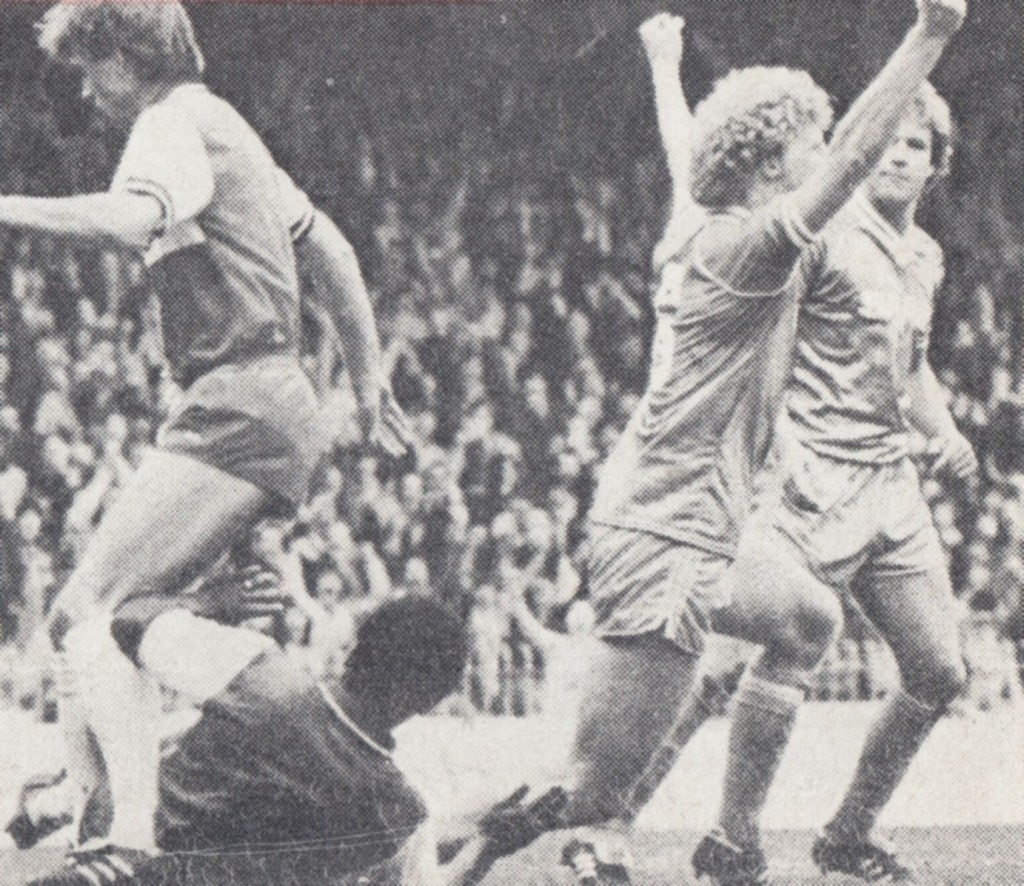 coventry home 1982 to 83 action caton goal6