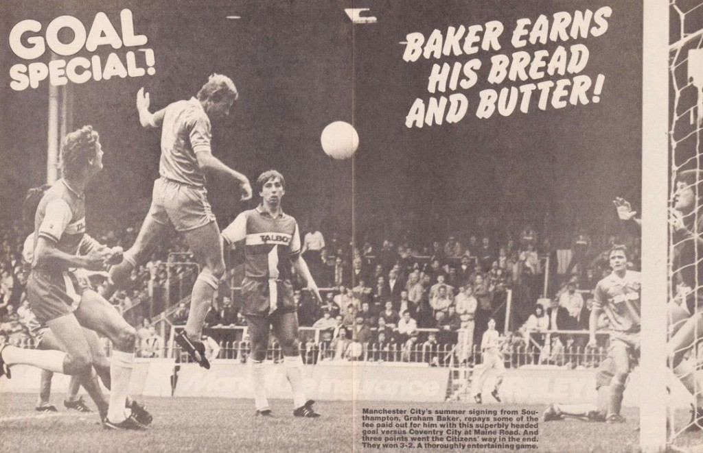 coventry home 1982 to 83 baker goal ROTR