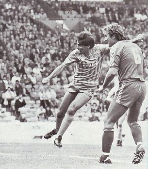 crystal palace home 1984 to 85 smith goal