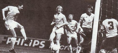 leeds members cup 1985 to 86 davies goal citys 3rd