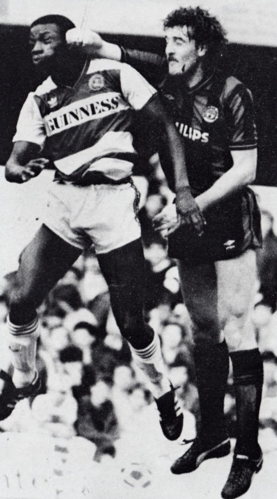 qpr away 1985 to 86 action5
