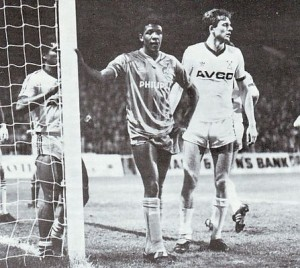 west ham home milk cup 1984 to 85 action