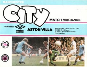 aston villa home 1980 to 81 prog