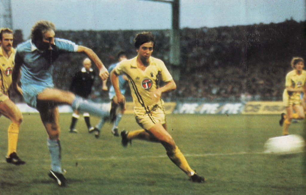 coventry home 1980 to 81 action