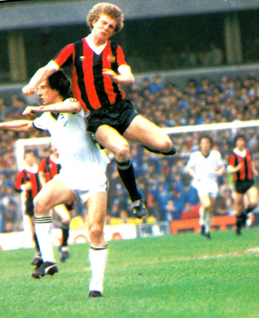 ipswich fa cup 1980 to 81 action9
