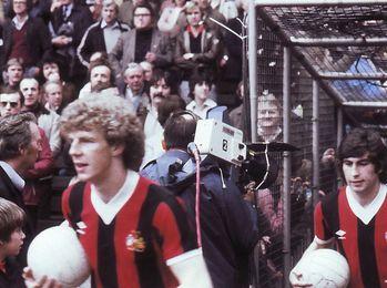 Ipswich Fa Cup Semi 1980 To 81 Tunnel