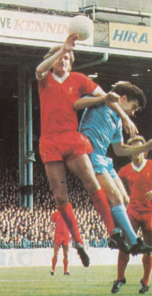 liverpool home 1980 to 81 action6
