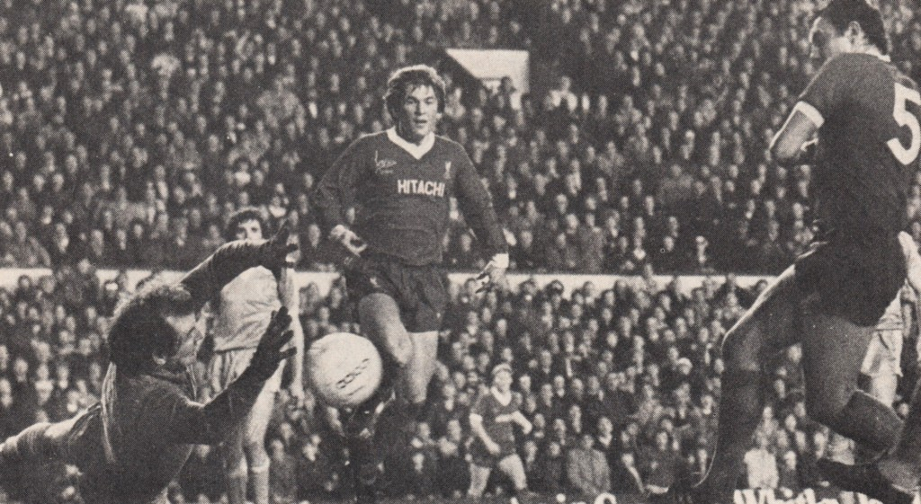 liverpool lgue cup away 2nd leg 1980 to 81 action 4