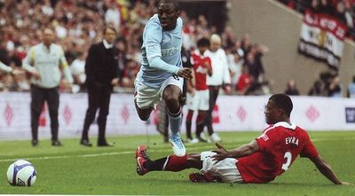 man utd fa cup 2010 to 11 actiont