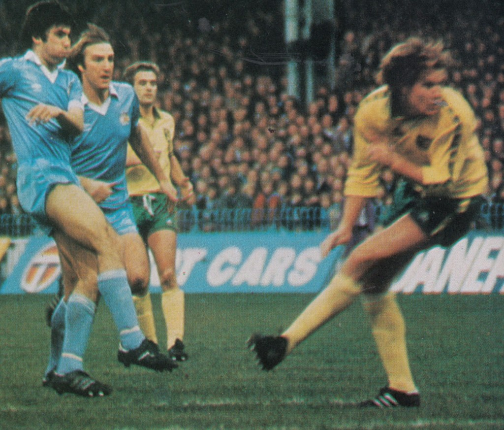 norwich home 1980 to 81 action9