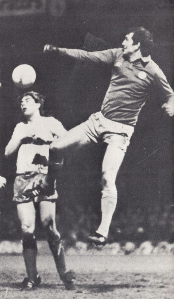 sunderland away fa cup 1982 to 83 action8