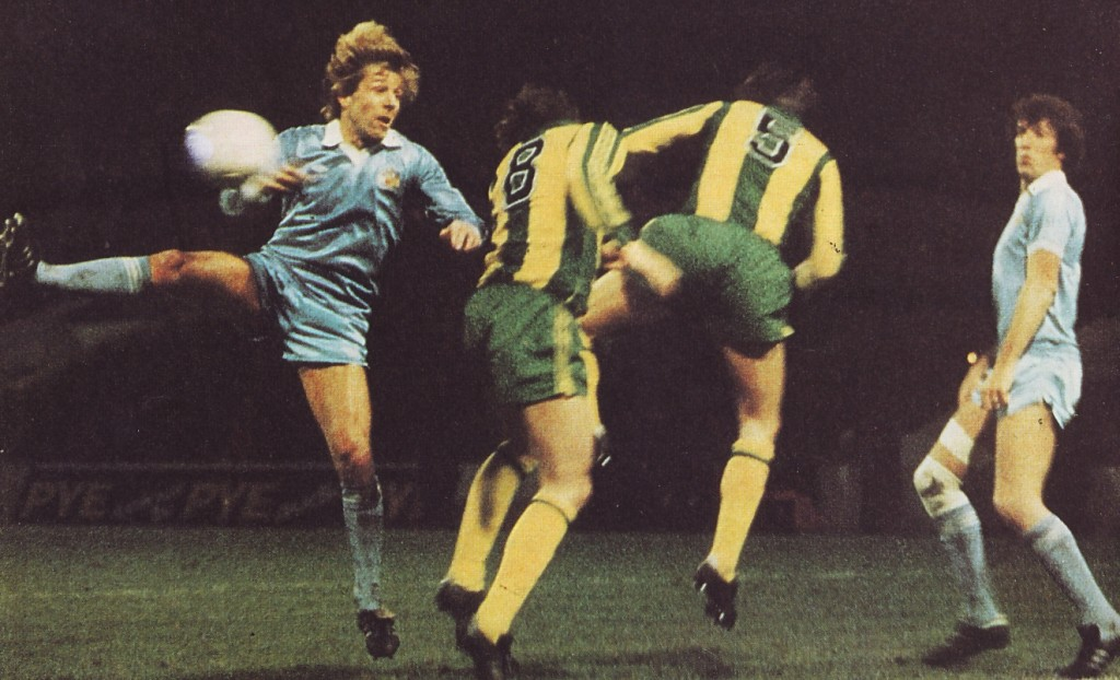 west brom home league cup 1980 to 81 action2