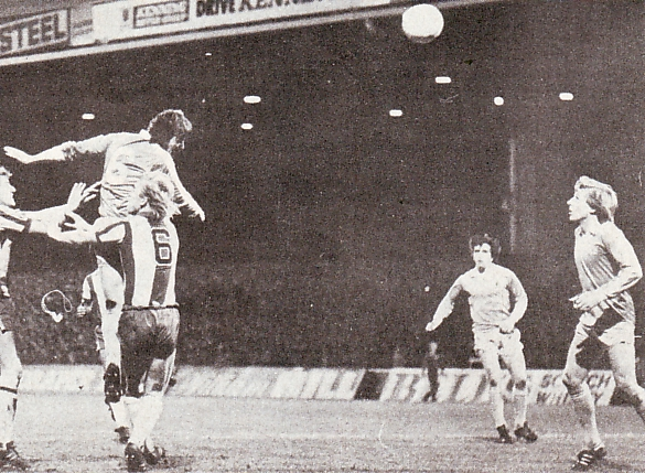 west brom home league cup 1980 to 81 henry goal