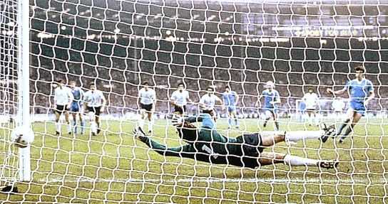 FA Cup Final Replay 1980 to 81 reeves goal