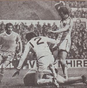 Leeds away fa cup 1977 to 78 trouble2