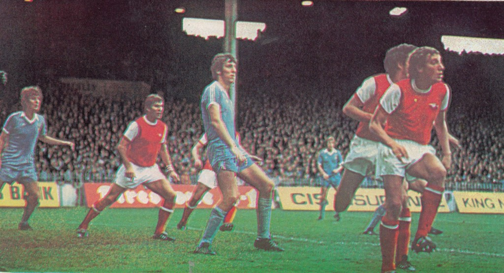 arsenal home 1977 to 78 action11