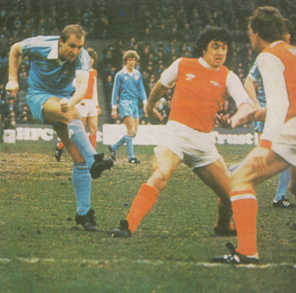 arsenal home 1979 to 80 action8
