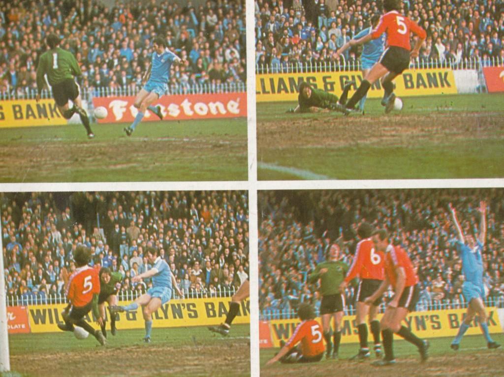 bristol city home 1977 to 78 deyna goal montage