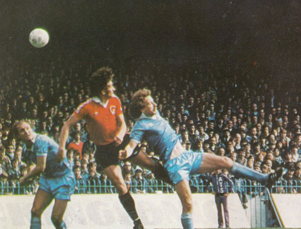 bristol city home 1979 to 80 action 8