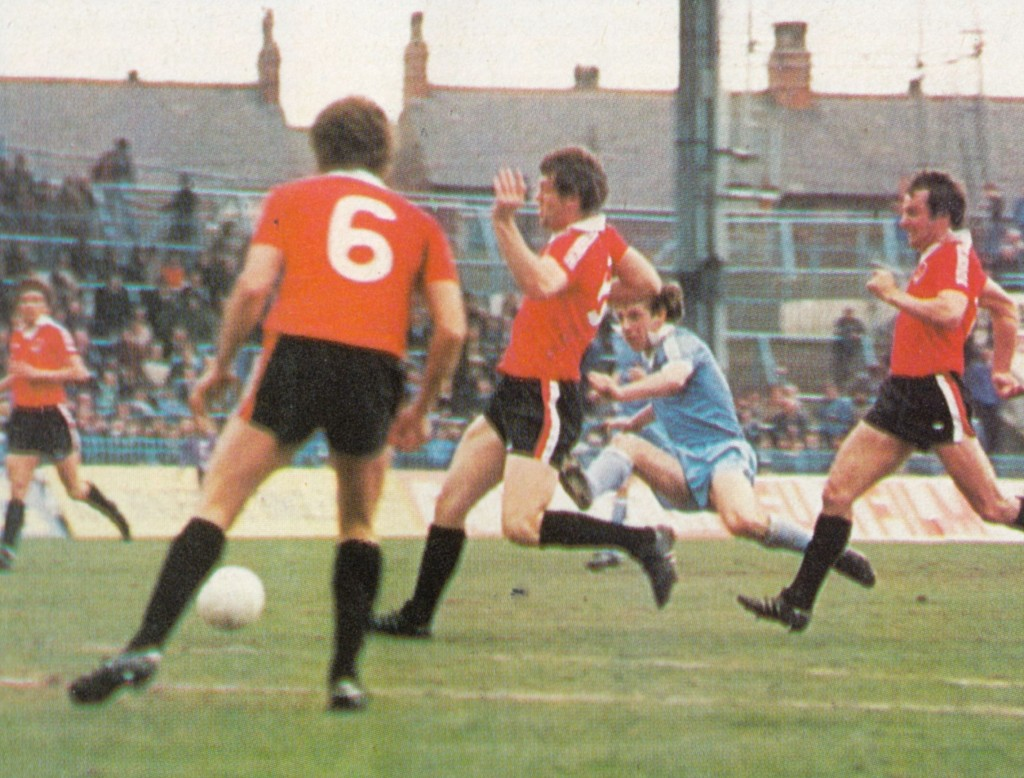 bristol city home 1979 to 80 action9