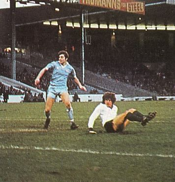 derby home 1979 to 80 robinson goal