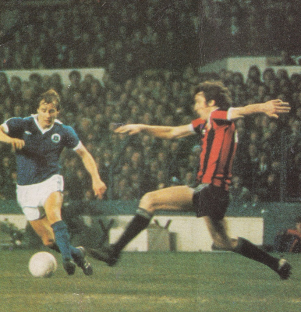 everton away 1979 to 80 action 9
