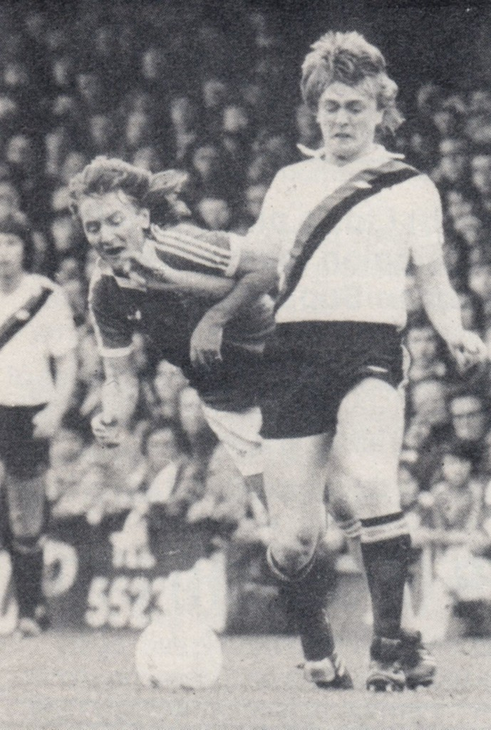 ipswich away 1977 to 78 action7