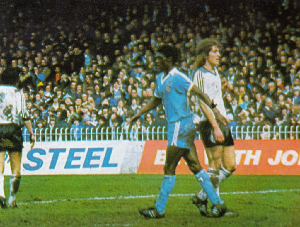 ipswich home 1977 to 78 action8
