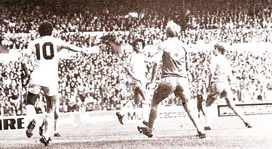 leeds away 1979 to 80 hankin goal