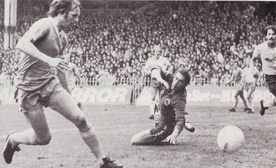 leicester home 1977 to 78 action