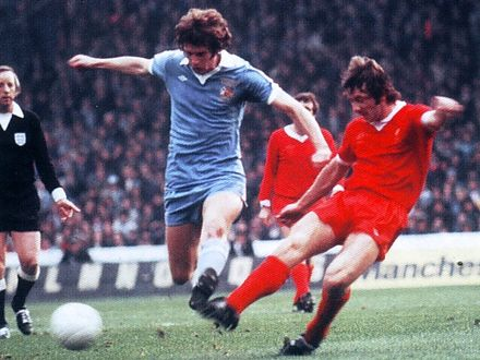 liverpool home 1977 to 78 action