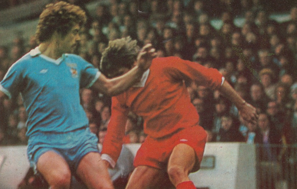 liverpool home 1977 to 78 action9