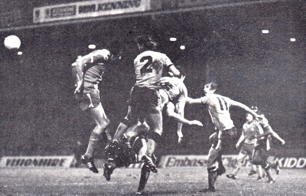 luton home league cup 1977 to 78 action3