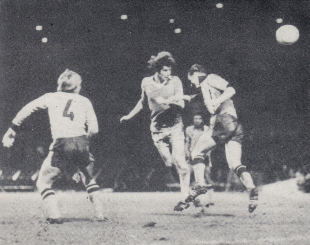 luton league cup 2nd replay 1977 to 78 Kidd goal 3-2