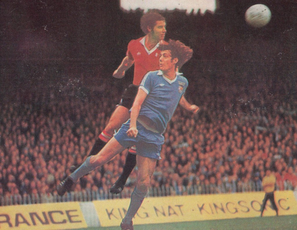 man utd home 1977 to 78 action11