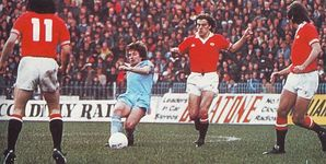 manchester united home 1979 to 80 action