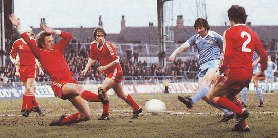 middlesbrough home 1979 to 80 action