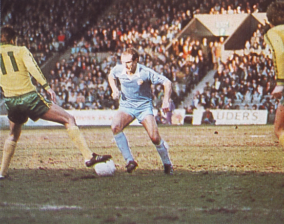norwich home 1979 to 80 action2