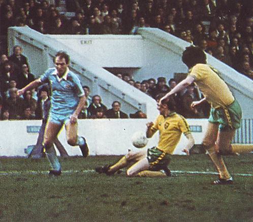 norwich home 1979 to 80 action3
