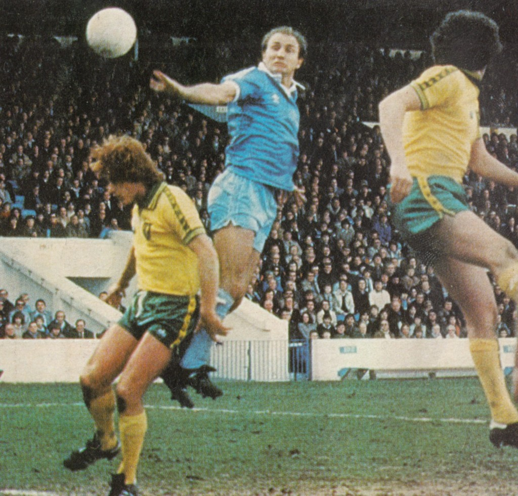norwich home 1979 to 80 action5