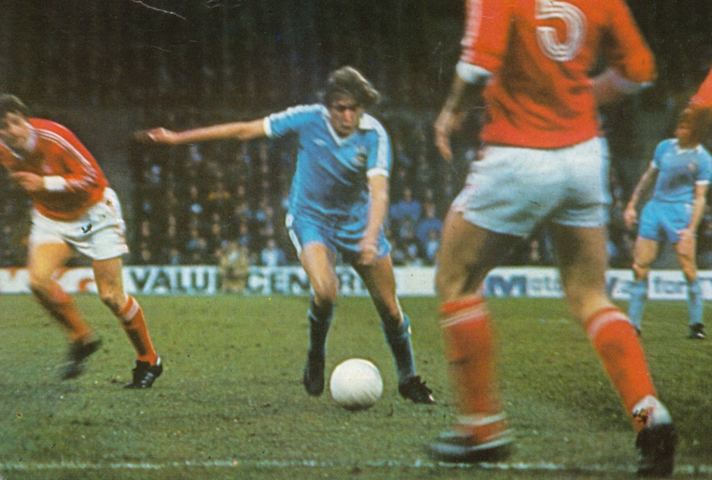 nottingham forest home 1977 to 78 action3