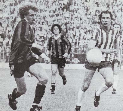 sheff weds league cup 1979 to 80 action