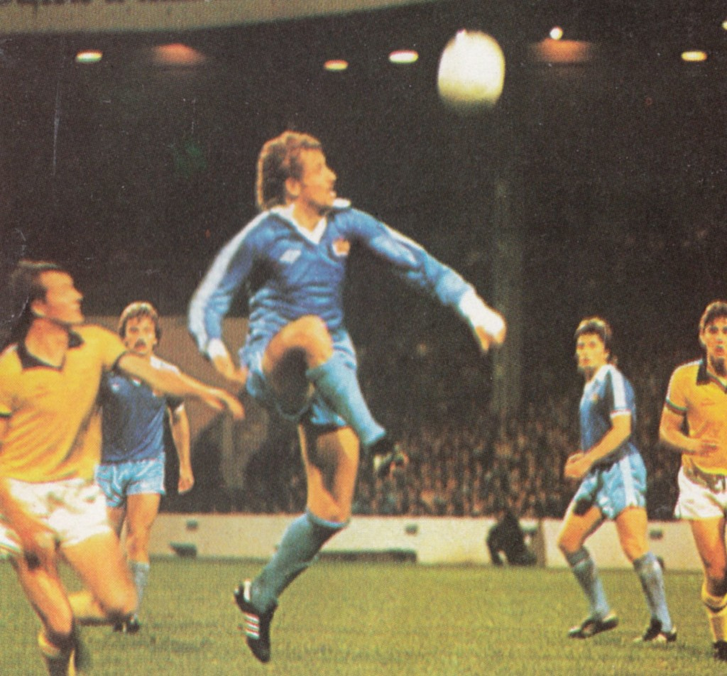 sheffield weds home league cup 1979 to 80 action1