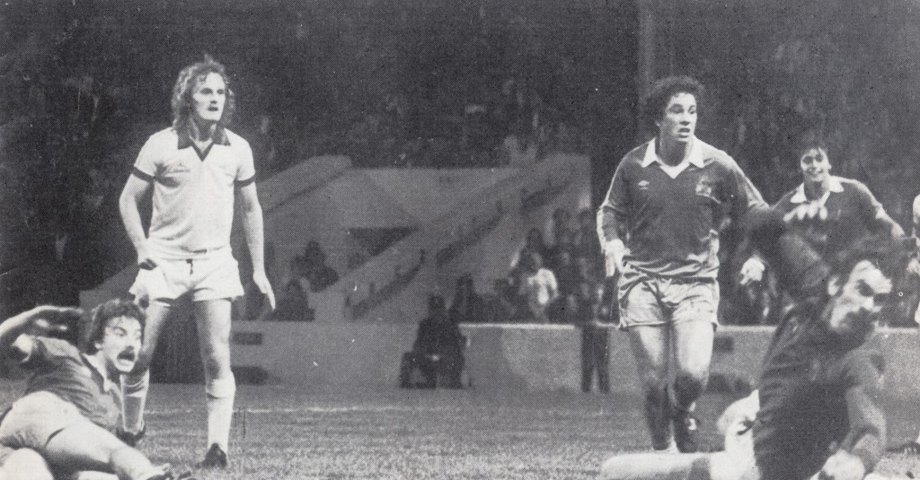 sheffield weds home league cup 1979 to 80 one of two Henry goals