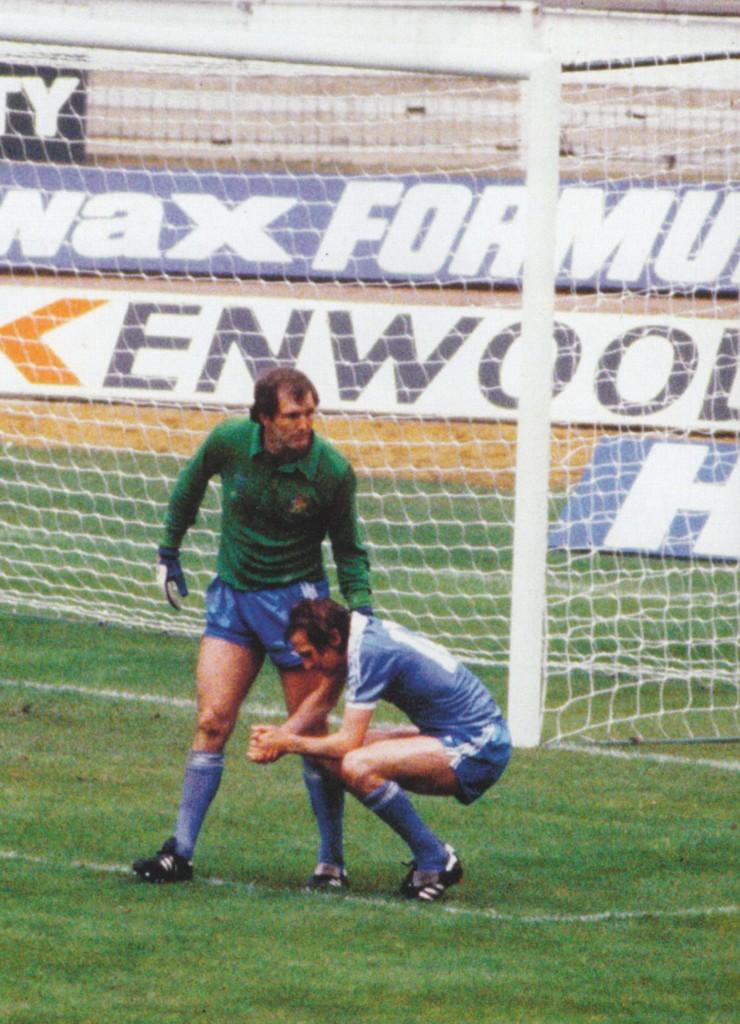 spurs 1981 fa cup final hutchison og 4